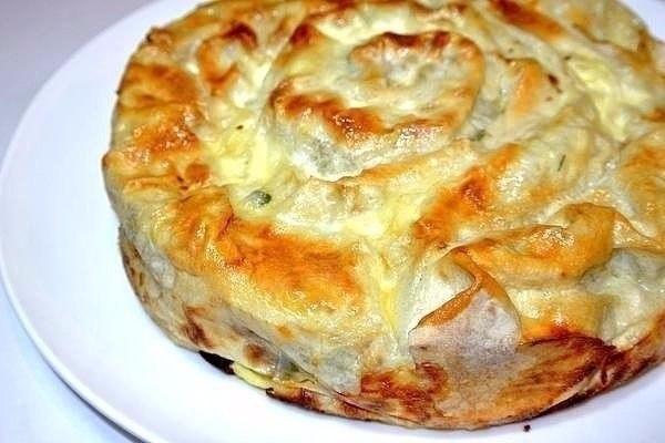 Самый простой, быстрый и нереально вкусный мясной пирог