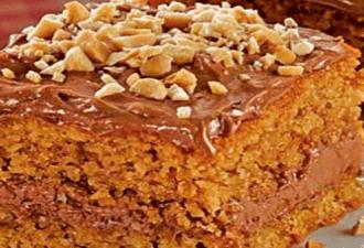 Торт «Мужской идеал». Нереально вкусный!