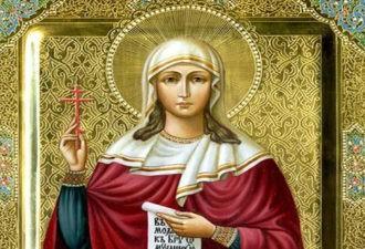 Эта сильная молитва Святой Великомученице Татьяне поможет даже в САМОЙ СЛОЖНОЙ СИТУАЦИИ!