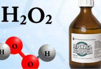Уникальные свойства перекиси водорода от лечения до уборки