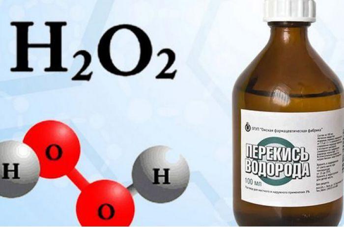 Уникальные свойства перекиси водорода от лечения до уборки - незаменимое средство!