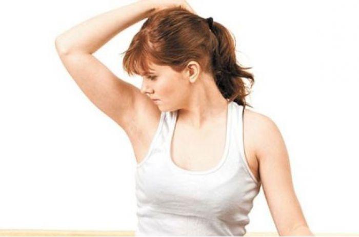 Как спастись от пота и вонючих подмышек в жару