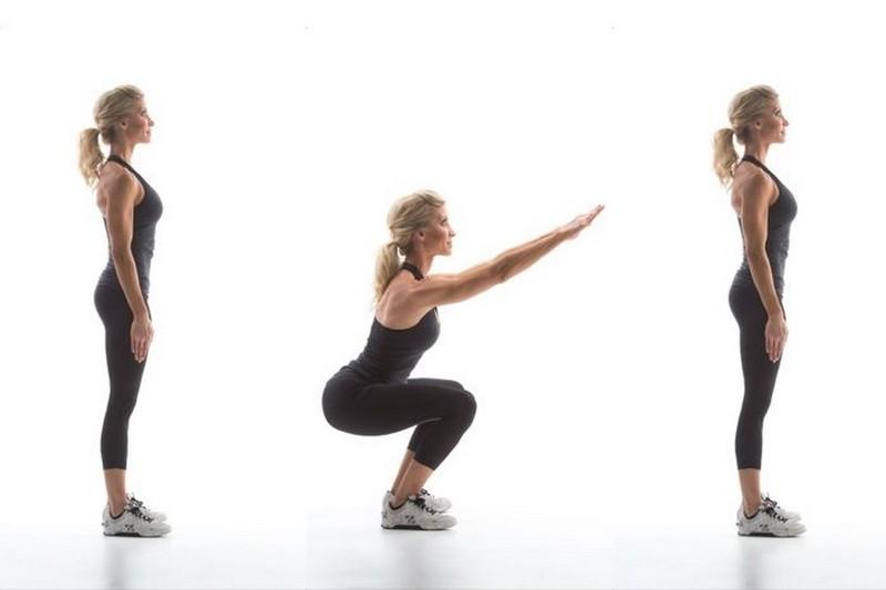 Каждая женщина после 35 обязательно должна выполнять эти 5 упражнений ежедневно!