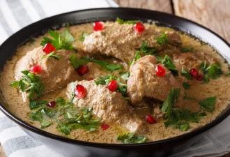 Классика грузинской кухни: сациви из курицы