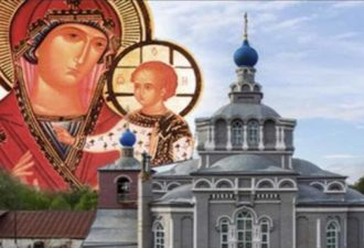 Икона Божией Матери, которая творит чудеса!
