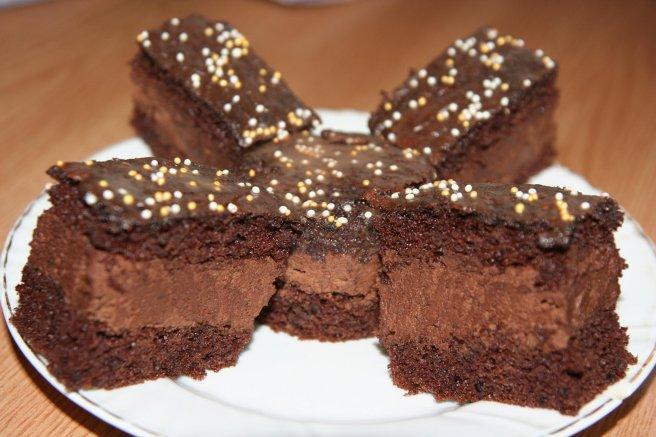 """Торт """"Риго Янши"""" – нежнейший шоколадный десерт своими руками!"""