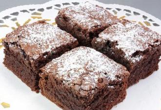 """Самый простой, вкусный и воздушный рецепт шоколадного кекса """"Негреса"""". Внимание, постный рецепт!"""