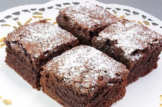 """Самый простой и воздушный шоколадный кекс """"Негреса"""" по постному рецепту"""