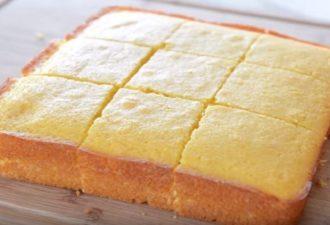 Пирог с кукурузной мукой – выпечка к которой вы будете возвращаться раз за разом!