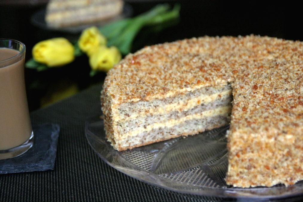 домашний ореховый торт рецепт с фото команда
