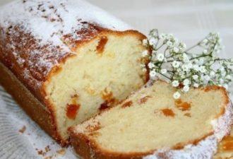 Пушистый кекс «Секретарский» — самая нежная выпечка в мире!