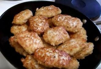Пышные куриные котлеты с секретным ингредиентом! Раньше готовила совсем по-другому! Теперь этот мой любимый рецепт.
