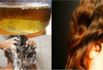 Эта витаминная бомба поможет быстро восстановить поврежденные волосы. И никаких дорогих салонных процедур!