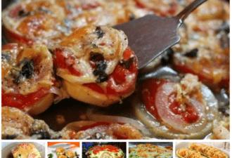 Что приготовить из кабачков: 7 рецептов самых вкусных и разнообразных блюд