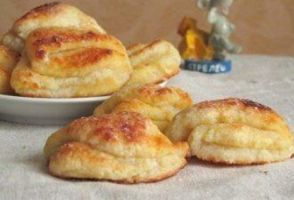 Один из самых любимых рецептов творожного печенья — всегда получается супер!