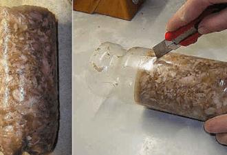 «Куриный рулет в бутылке»: Кажется просто, но это лучше ресторанного блюда!