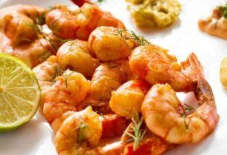 5 потрясающих рецептов приготовления креветок - идеальный морской деликатес!