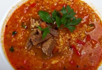 Классический рецепт супа Харчо с говядиной. Такой, как все любят!