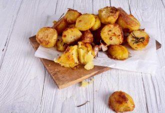 Картофель в соевом соусе — так вкусно, что хочется готовить каждый день