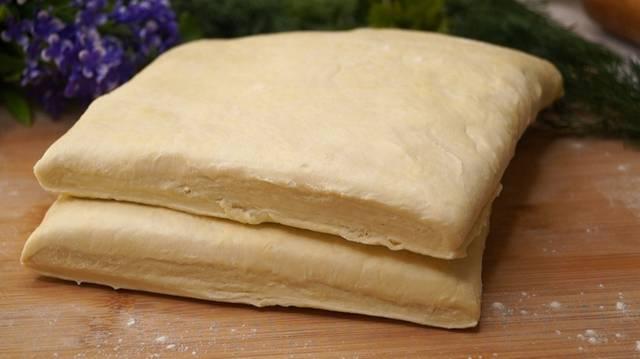 Готовьте слоёное тесто только так! Воздушное и готовится за 10 минут