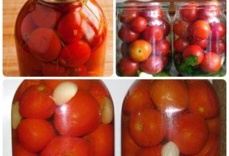 Закрываем шикарные помидоры без уксуса: лучший рецепт всех времен!