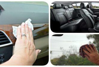 Как сохранить свой автомобиль в чистоте - 10 простых способов