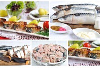 Невероятно вкусная рыбка в духовке! Скумбрия запеченная в специальном маринаде