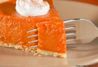 Один из лучших способов приготовить тыкву: аппетитный американский пирог