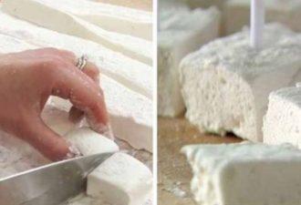Как сделать вкусный зефир, который очень полезен и не навредит фигуре