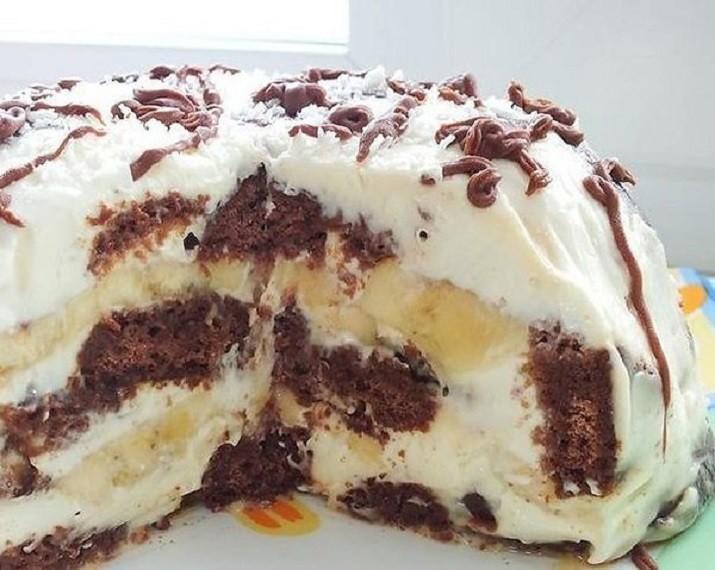 Всего 3 ингредиента и минимум усилий - идеальный торт готов