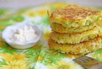 Диетические капустные блинчики к ужину - быстро, вкусно и полезно