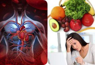 Нормализуйте кровообращение с помощью 14 натуральных продуктов