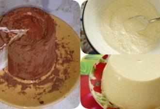 Бланманже из творога - полезный десерт для худеющих!