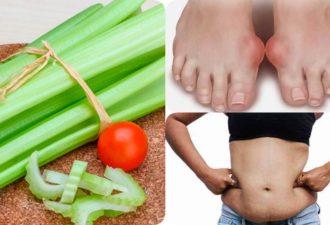 Обычный овощ успешно избавляет от гипертонии, камней в почках, артрита, подагры и лишнего веса