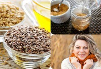 Для идеального женского здоровья, особенно после 45 лет - 5 полезнейших семян