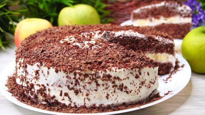 20-ти минутный тортик «Выручайка». Это самый быстрый шедевр!