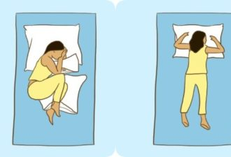 9 поз для сна, которые помогут избавиться вам от недугов!