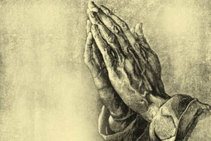 """А вы знали историю создания картины Альбрехта Дюрера """"Руки""""? Невероятно..."""