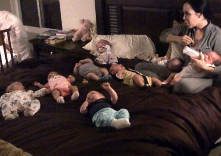 Помните маму, которая в 2009 году родила восьмерняшек? На тот момент у Натали уже было 6 детей! И вот как всё у них сложилось (13 ФОТО)