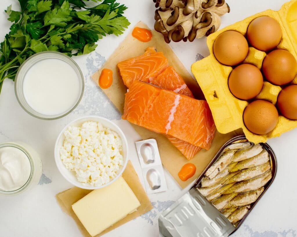 Ваше тело будет в идеальном состоянии: 9 главных витаминов