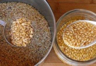 В чём вред льняного семени и при каких заболеваниях его нельзя употреблять