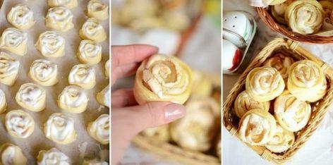 Обалденно вкусные печeньки «Розoчки» — не успеют даже остыть!