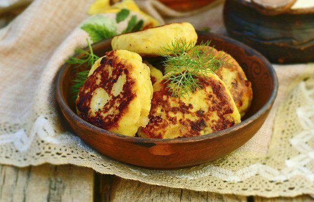 20 рецептов простых картофельных блюд на каждый день