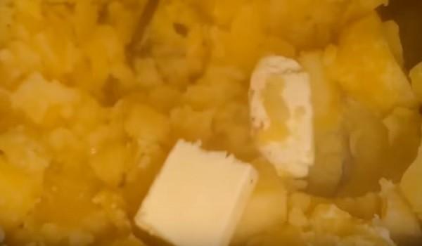 Удивительная запеканка из фарша и картофельного пюре