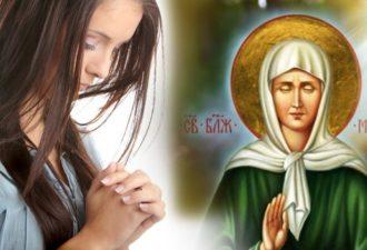 Мощнейшая молитва Матронушке о здравии! Она непременно поможет