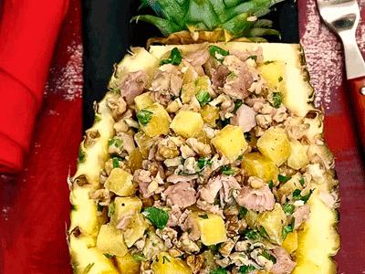 6 рецептов популярных праздничных салатов