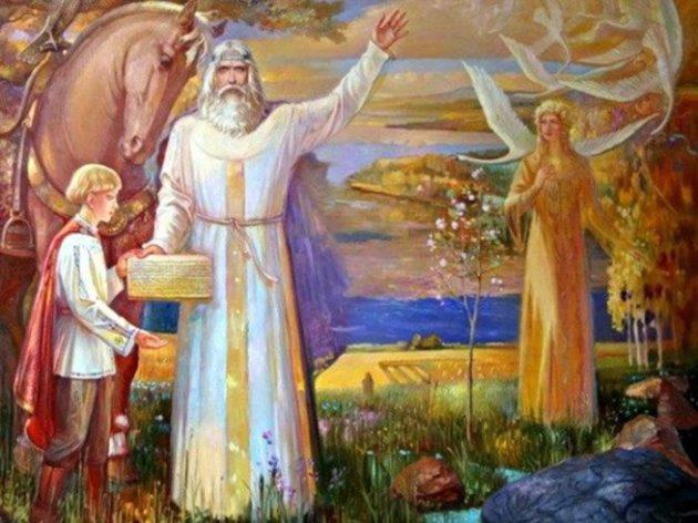 Чтобы всегда быть в крепком здравии - вековые мудрости наших предков!