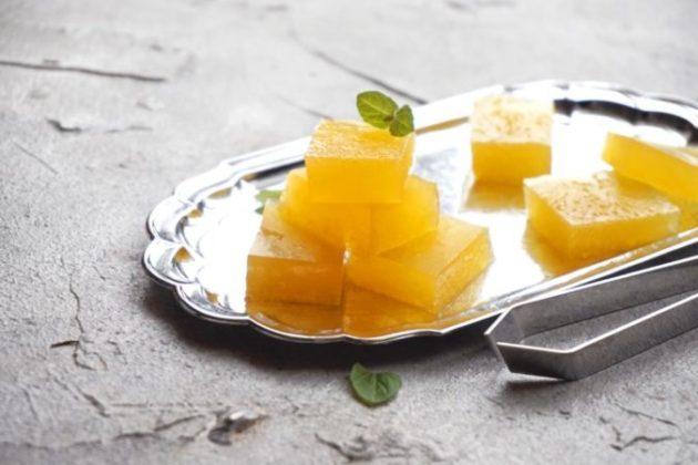 Натуральный домашний апельсиново-лимонный мармелад. Кушайте на здоровье!