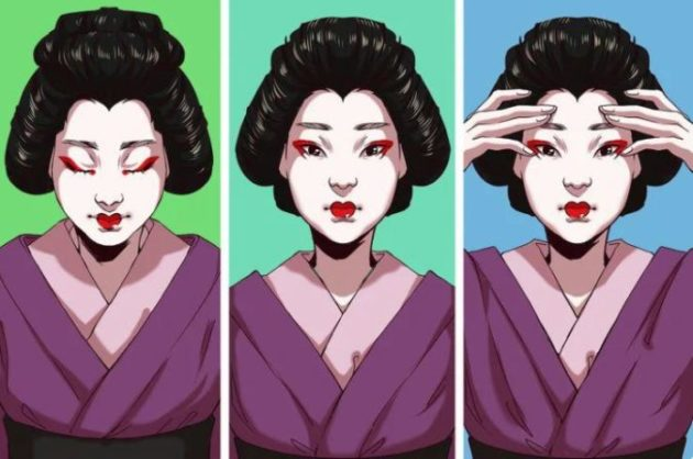 Чтобы всегда иметь красивое тело: 4 упражнения от японских гейш
