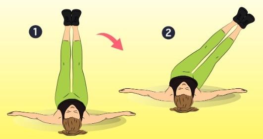 Похудеть можно даже лёжа в постели: 12 удивительно эффективных упражнений